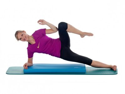 Airex Balance-pad Xlarge, blau