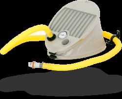 AirTrack Foot pump / Fußpumpe