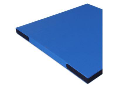Bänfer Fallschutzmatte Light (ohne Klettecken), blau