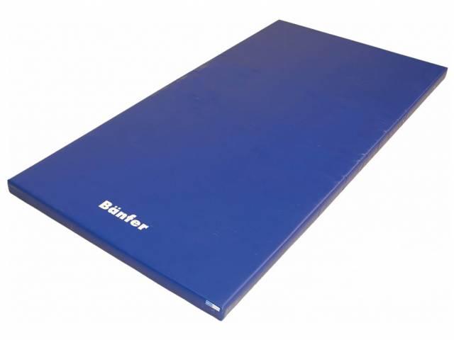 Bänfer Super-Leichtturnmatte mit MagCon, blau