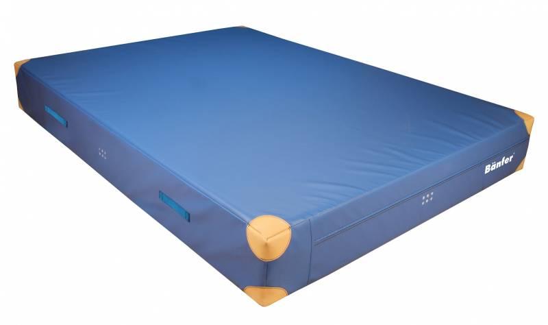 Bänfer Weichbodenmatte Standard blau