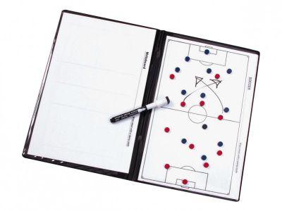 Derbystar Taktikmappe für verschiedene Sportarten