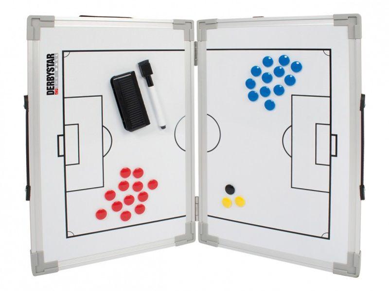 Derbystar Taktiktafel faltbar Fußball
