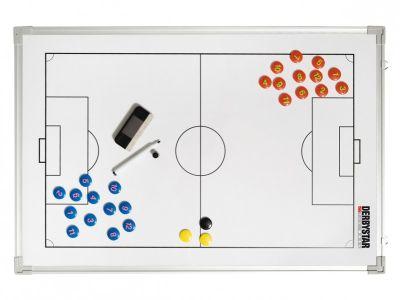 Derbystar Taktiktafel Fußball