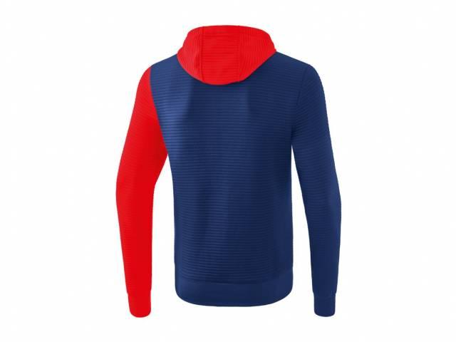 Erima 5-C Trainingsjacke mit Kapuze