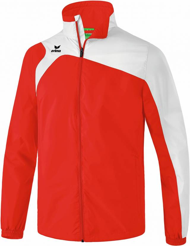 Erima Club 1900 2.0 Allwetterjacke, rot/weiß