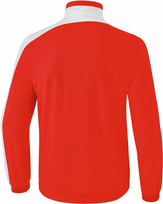 Erima Club 1900 2.0 Präsentationsjacke, rot/weiß