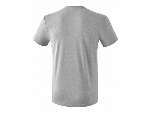 Erima Essential T-Shirt, hellgrau melange