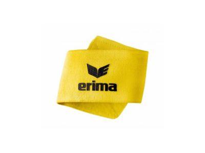 Erima Guard Stay Schienbeinschonerhalter, gelb