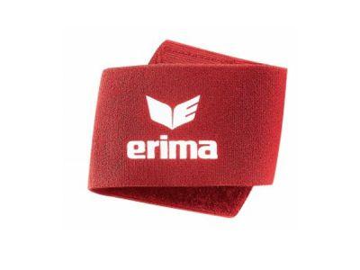 Erima Guard Stay Schienbeinschonerhalter, rot