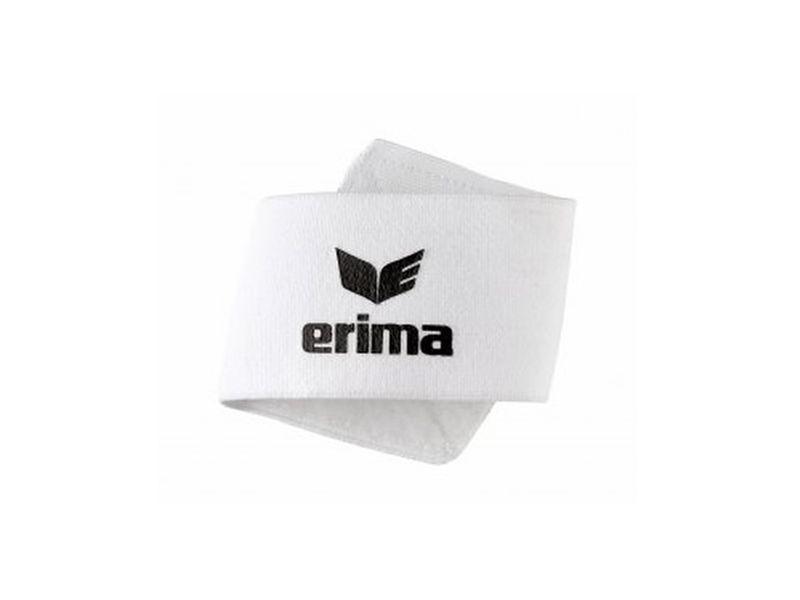 Erima Guard Stay Schienbeinschonerhalter, weiß