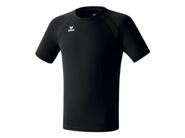 Erima Performance T-Shirt, schwarz