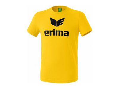 Erima Promo T-Shirt, gelb