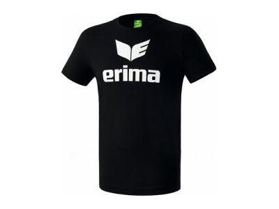 Erima Promo T-Shirt, schwarz