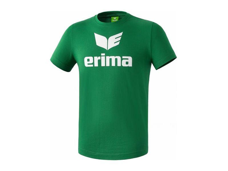 Erima Promo T-Shirt, smaragd