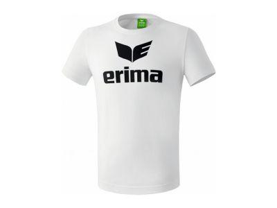 Erima Promo T-Shirt, weiß