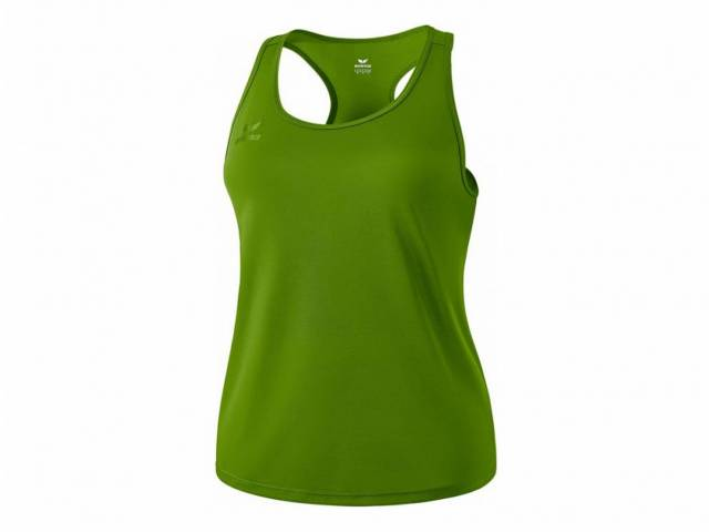 Erima Tanktop - Twist of Lime (Damen)