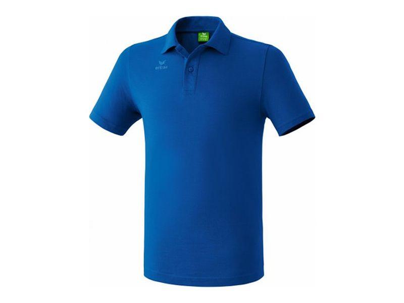 Erima Teamsport Poloshirt, blau