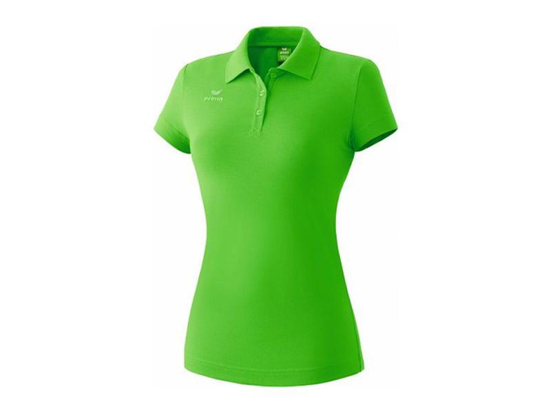 Erima Teamsport Poloshirt für Damen, grün