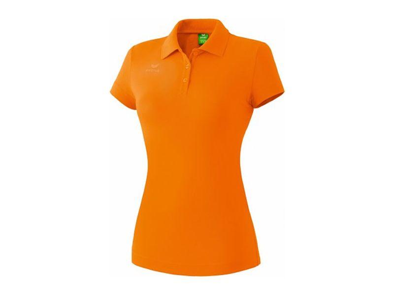 Erima Teamsport Poloshirt für Damen, orange