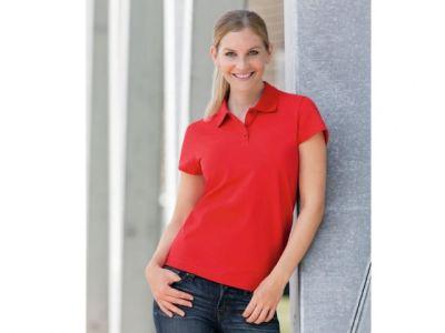 Erima Teamsport Poloshirt für Damen, rot