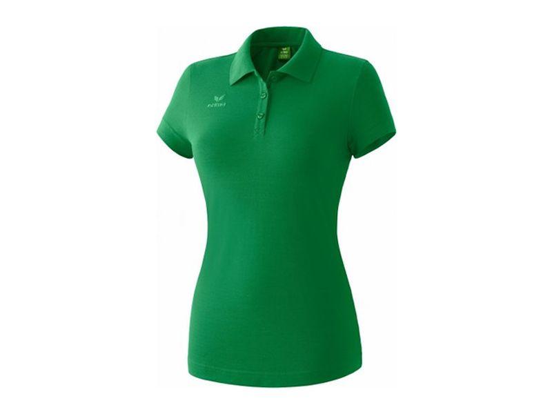 Erima Teamsport Poloshirt für Damen, smaragd
