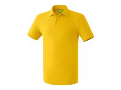 Erima Teamsport Poloshirt, gelb