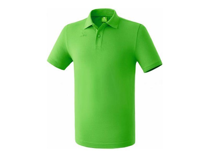 Erima Teamsport Poloshirt, grün