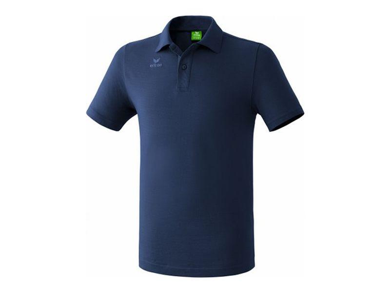 Erima Teamsport Poloshirt, navyblau