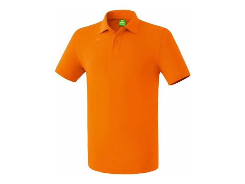 Erima Teamsport Poloshirt, orange