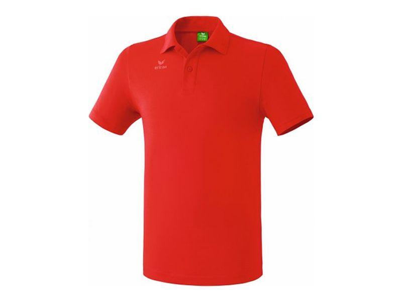 Erima Teamsport Poloshirt, rot