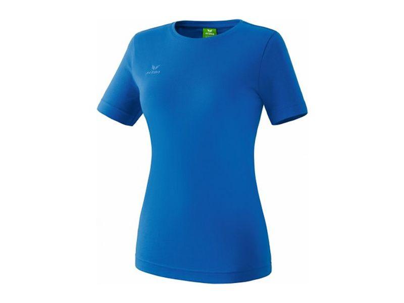 Erima Teamsport T-Shirt für Damen, blau
