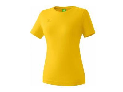 Erima Teamsport T-Shirt für Damen, gelb