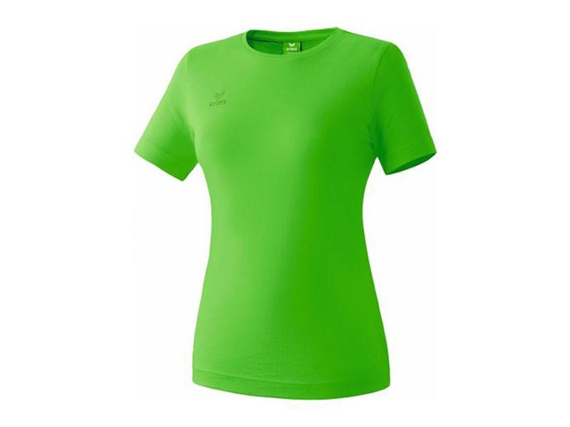 Erima Teamsport T-Shirt für Damen, grün