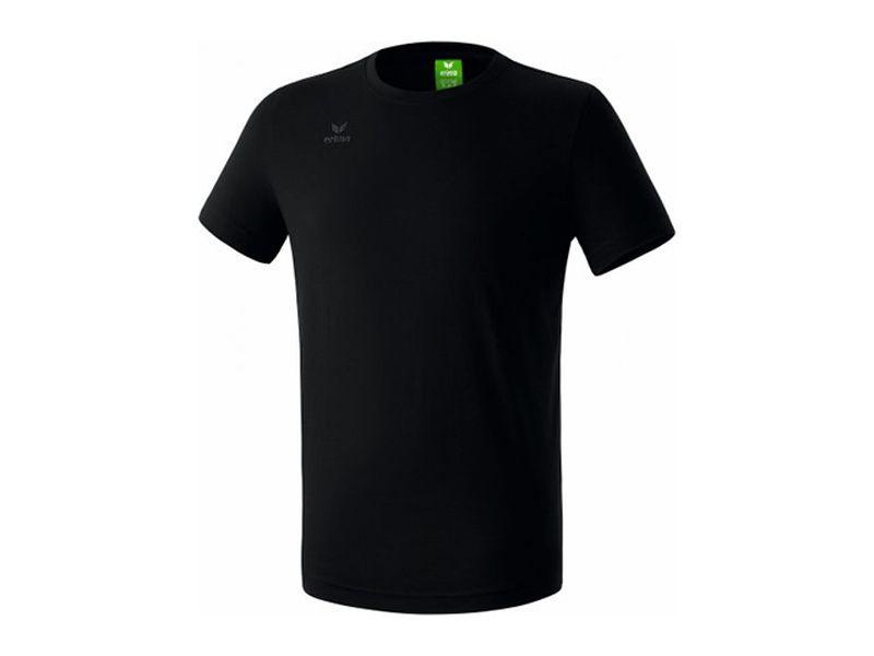 Erima Teamsport T-Shirt, schwarz
