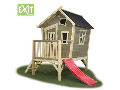 EXIT Crooky 300 Spielhaus auf Stelzen