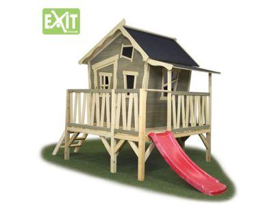 EXIT Crooky 350 Spielhaus auf Stelzen
