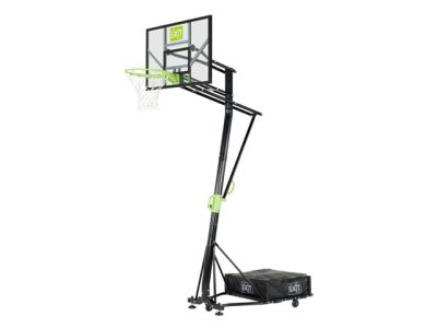 EXIT Galaxy Portable Basketballanlage mit Dunkring