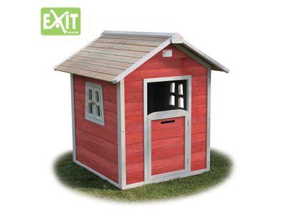 EXIT Spielhaus Beach 100 Rot
