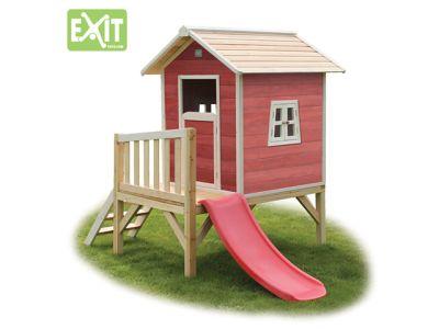 EXIT Spielhaus Beach 300 Rot