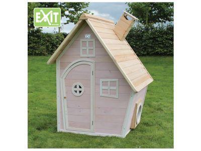 EXIT Spielhaus Fantasia 100 Pink