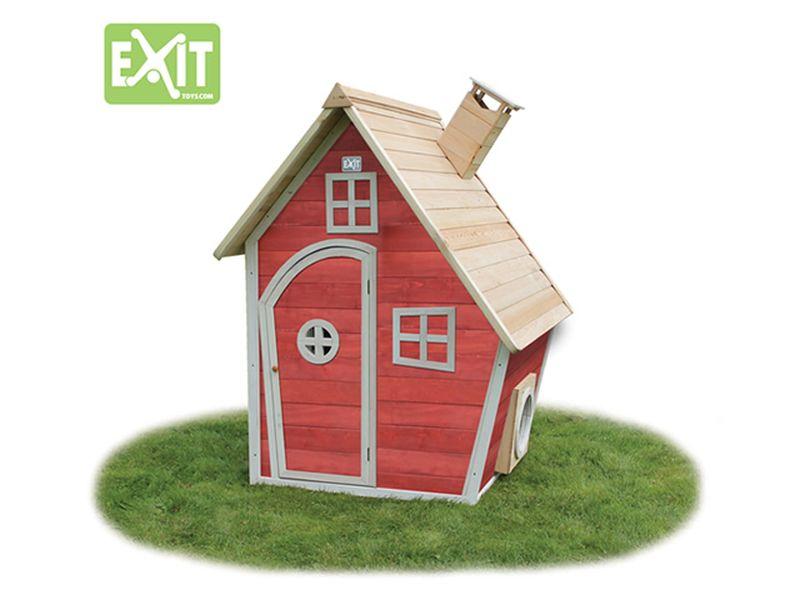 EXIT Spielhaus Fantasia 100 Rot