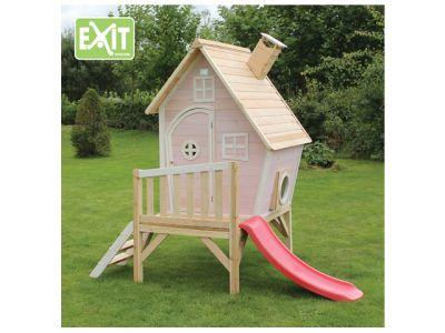 EXIT Spielhaus Fantasia 300 Pink