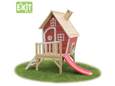 EXIT Spielhaus Fantasia 300 Rot