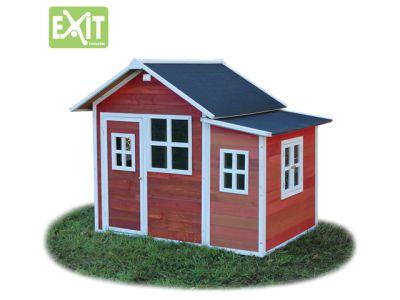 EXIT Spielhaus Loft 150 Rot