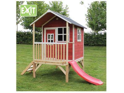 EXIT Spielhaus Loft 300 Rot
