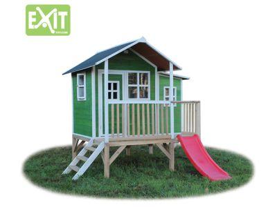 EXIT Spielhaus Loft 350 Grün
