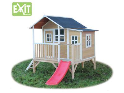 EXIT Spielhaus Loft 350 Natural