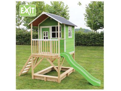 EXIT Spielhaus Loft 500 Grün