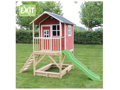 EXIT Spielhaus Loft 500 Rot